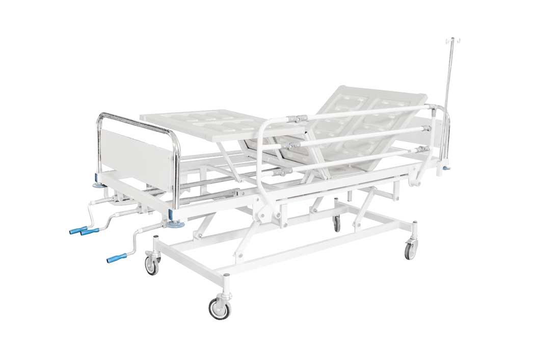 تخت سه شکن مکانیکی